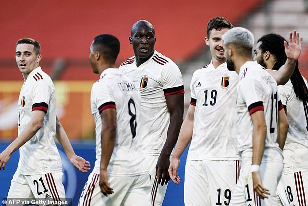 Belgium slipped up against Greece and have a lot of pressure on them winning the Euros