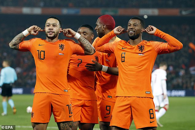 Martin Keown says it is going to be a mouthwatering battle with sides like Holland involved
