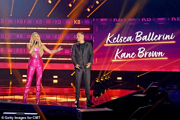 Stars:'Kelsea and Kane are two of the brightest, most sought-after stars in country music today and we're thrilled to welcome them both as hosts of the 2021 CMT Music Awards,' the producers of the CMT Music Awards shared in a statement in May