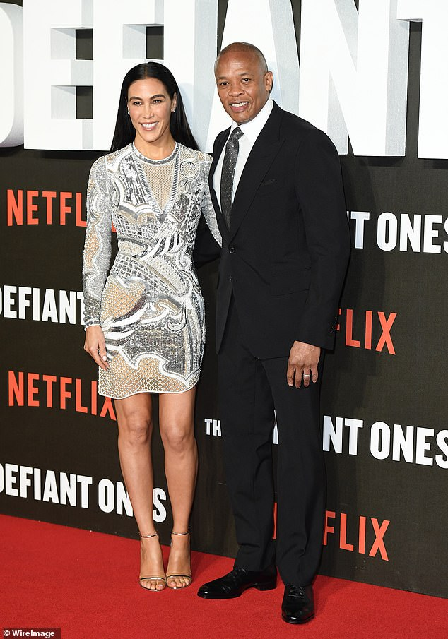 He said, she said:As DailyMail.com previously reported, Dre and Nicole are disputing their prenuptial agreement - signed shortly before their 1996 wedding - she wants it invalidated while he claims it is ironclad