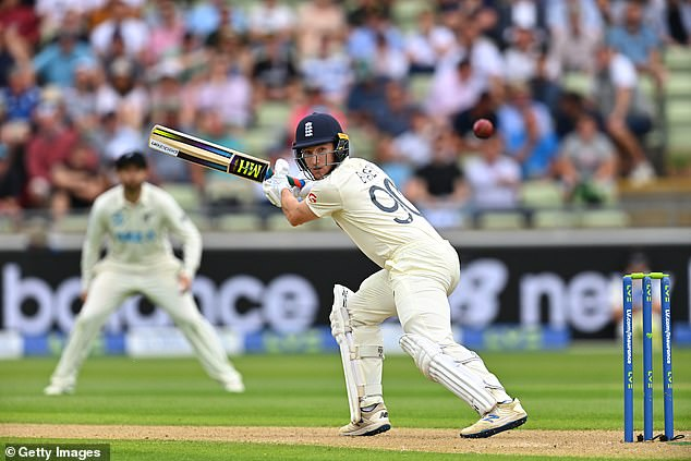 James Bracey became the ninth England player to begin his Test career with two ducks
