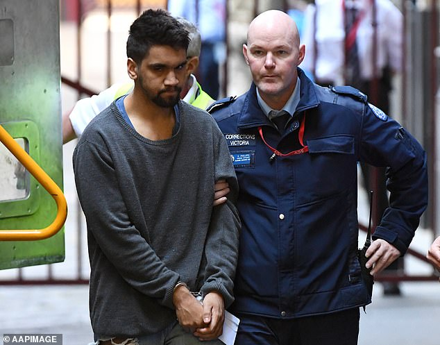 Victorian prosecutors appealed the 36-year maximum sentence handed to Codey Herrmann (left) for Ms Maasarwe's horrific rape and murder in January 2019.