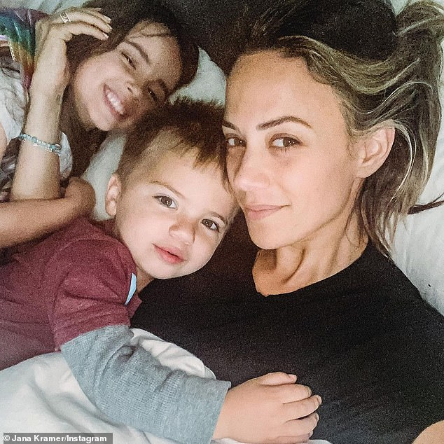 Child support: Relative to child support for kids Jolie, five, and Jace, two, she is responsible to pay the $3,200 because she makes $166K/month and Caussin only makes $8K