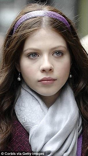 Michelle Trachtenberg played schemer Georgina Sparks (pictured in 2009)