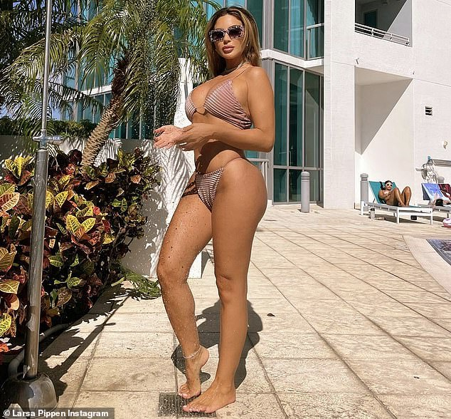 New Show: Larsa Pippen will be back on TV screens soon.  On Thursday, the model's rep told People the star was filming episodes of the revamped Real Housewives Of Miami, eight years after the original show came out.