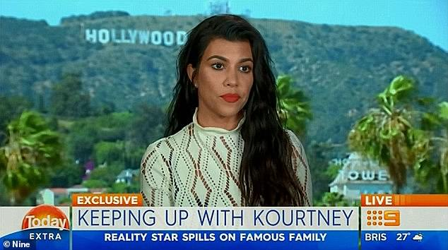 Remember this?An old interview with Kourtney Kardashian from 2016 has gone viral thanks to TikTok