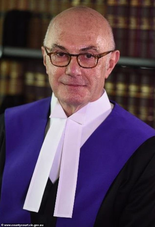 Judge Paul Higham is one of the County Court of Victoria's most experienced judges in dealing with sex offenders