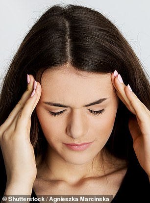 A headache is now the most reported symptom of Covid, researchers at King's College London have found