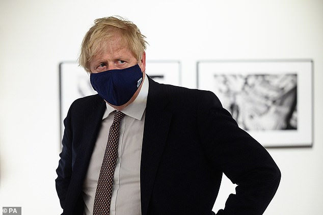 Boris Johnson privately blasted Priti Patel over the surging number of migrants making the perilous journey across the English Channel, it was claimed today