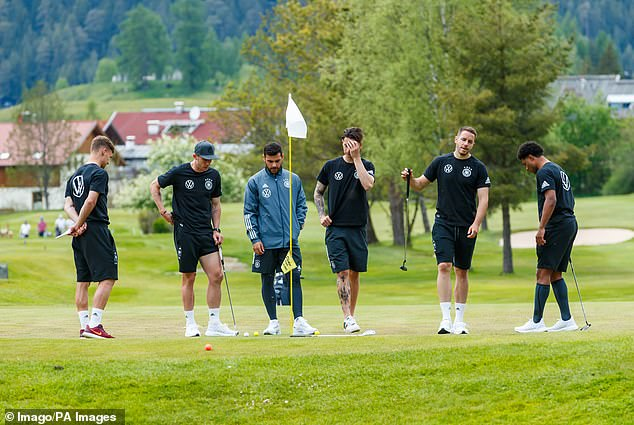 Joachim Low's men are hoping to create a buoyant team spirit to boost their chances