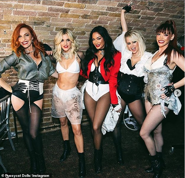 Girls: The Don't Cha hitmaker recently spoke about the Pussycat Dolls' future plans following their return with React - their first song in a decade - in 2020