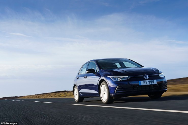 The Golf might be the most popular new family hatch on the market in Britain right now, but there is certainly an element of badge appeal contributing to its success