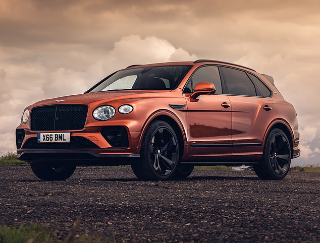 Imitation?: The real deal Bentley Bentayga is a league beyond the new Genesis GV80 in terms of luxurious quality and performance