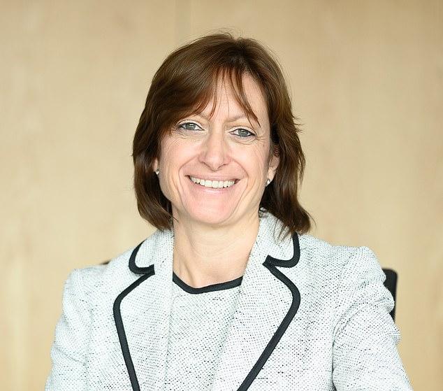 'Decisive leadership':Alison Jones is the UK manager and a global senior vice-president for new mega group Stellantis
