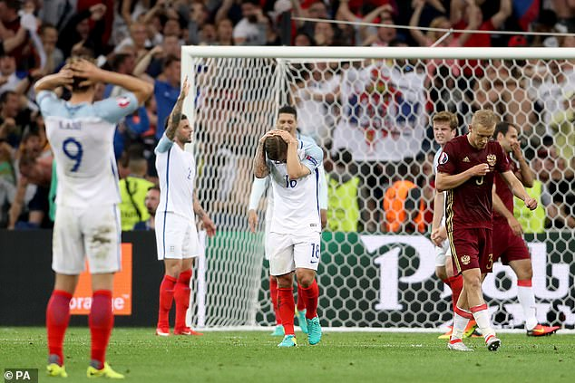 A late Russia equaliser denied England victory on the opening day of Euro 2016