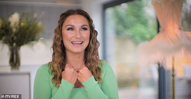 End of an era:Sam Faiers has revealed she's quit The Mummy Diaries after seven years