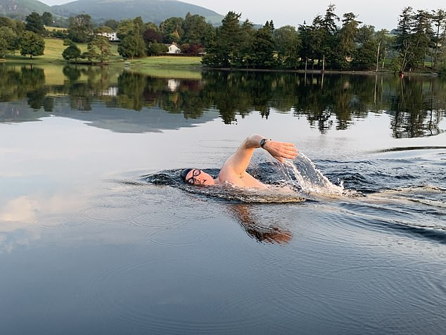 You¿ll be guided by endurance swimmer Colin Hill, who helps guests of all abilities through a range of aquatic activities