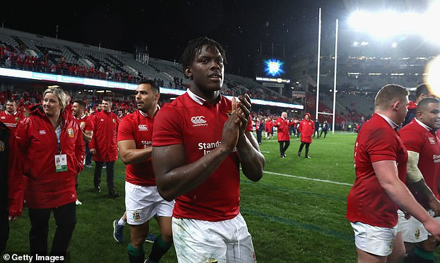 Jones revealed he will not be travelling to watch the Lions series in South Africa this summer