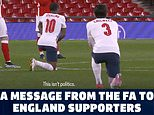 Euro 2020: England plead with their fans no to boo when players take a knee at Wembley