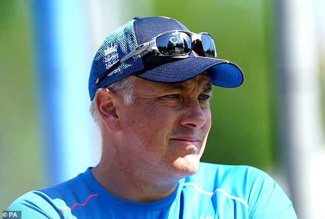 Chris Silverwood suggested places were up for grabs after England's collapse vs New Zealand