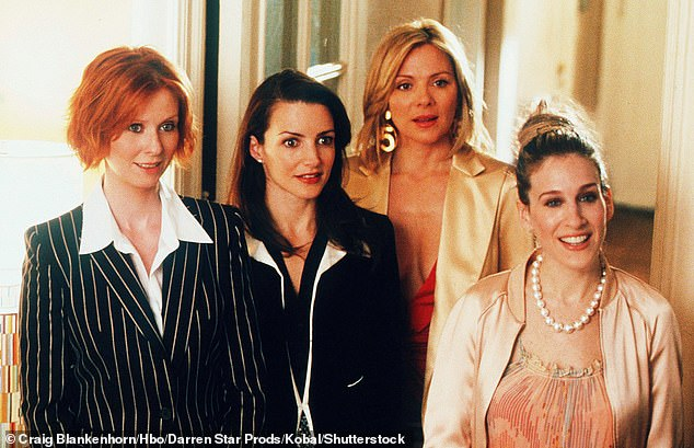 Making moves: Parker is currently working on the upcoming reboot of the hit comedy-drama series Sex And The City