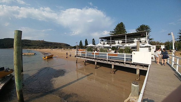 Makeover: According to the Manly Daily, plans are afoot to knock down the deteriorating café and build a like-for-like build.If plans submitted to the Northern Beaches Council this week are approved, it will take six months to complete the $4million project
