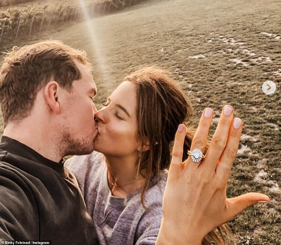 Binky is ENGAGED! Following her split from JP Patterson, she found love again with Max and the couple announced that they are engaged to be married after 19 months of dating in September 2020