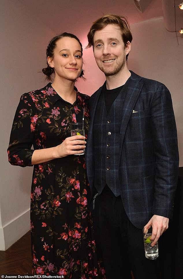 A married man!Ricky Wilson has reportedly married his fiancée Grace Zito in an intimate ceremony (pictured in 2016)