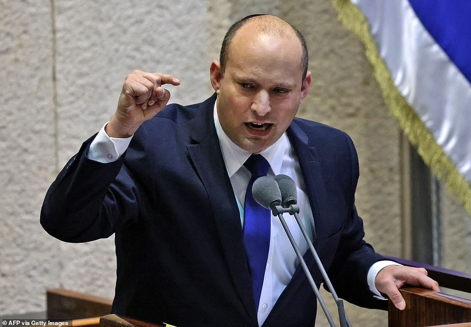 Naftali Bennett has become Israel's new Prime Minister after the country's parliament voted in his coalition government, ending Benjamin Netanyahu's record 12 years in power