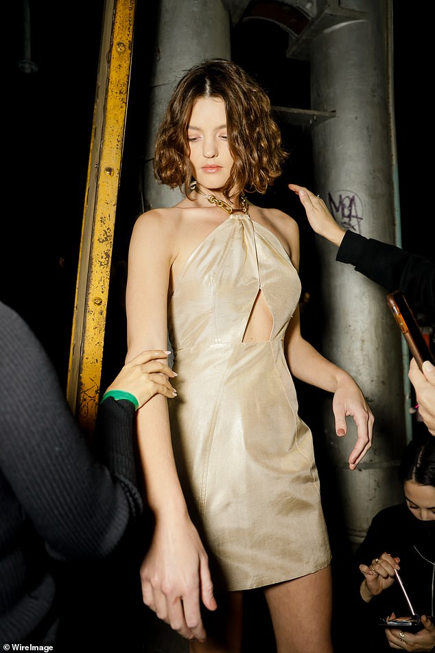 Career: Montana rose to fame in the 2011 Australian Next Top Model season