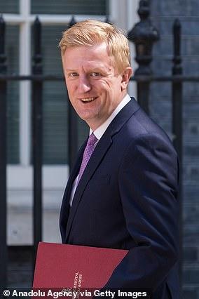 Culture Secretary Oliver Dowden intervened to stop the move