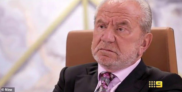 Backing a winner? All-Stars seasons have certainly been a hit with other successful TV franchises, most recently being MasterChef. Pictured: Sir Alan Sugar