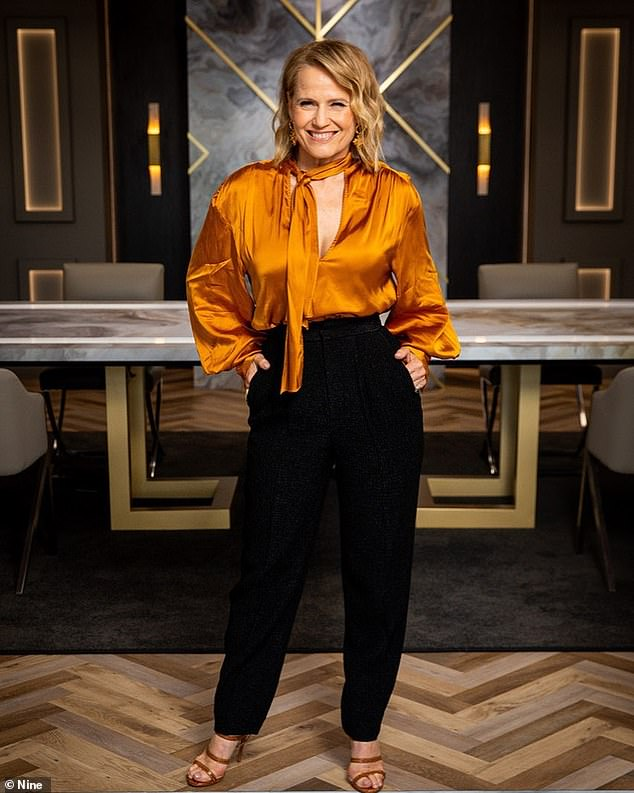 Winner:On Tuesday's grand finale episode of Celebrity Apprentice Australia, Shaynna Blaze walked away victorious