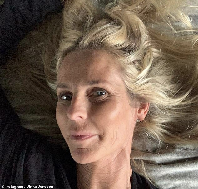 Response: The presenter, 53, responded to one of the comments left in her photo which shockingly claimed that she was