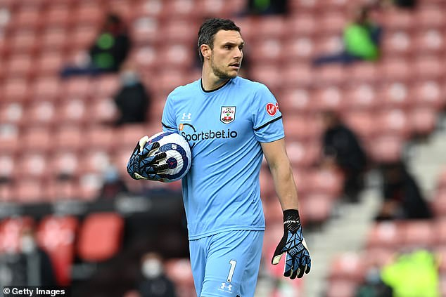 One-time England keeper Alex McCarthy would feature as an over-age player for Team GB