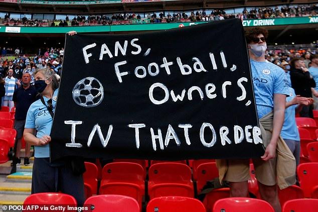 Demand for a new football regulator is widespread among fan groups