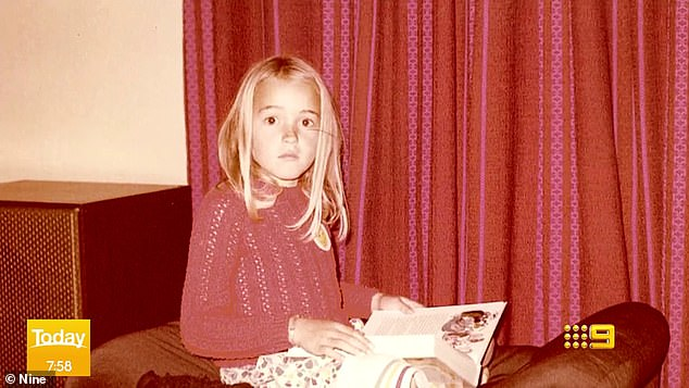 Guess who? On Saturday, rarely seen photos from one very popular journalist's childhood were shared on Weekend Today