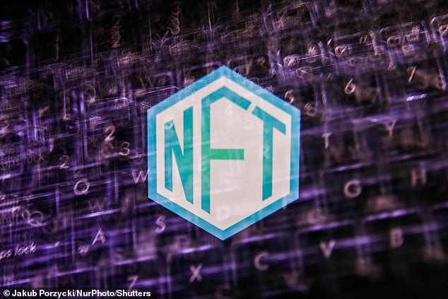 NFTs allows 'original' versions of popular online content - like viral memes, sports highlights and tweets - to be sold as if they were physical pieces of art
