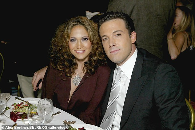 Big fans: Jennifer's twins were said to have been wowed by her boyfriend Ben Affleck's charm offensive.