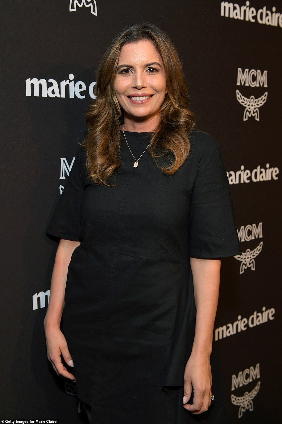 Keleigh Thomas Morgan (pictured) is a long-time friend of Meghan's and was instrumental in setting the Sussexes up in LA, sharing her contacts and a strong network of advisers and famous friends