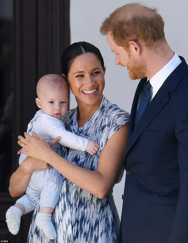The move has incensed the Sussexes and is thought to have prompted the series of bitter accusations the couple have levelled at Charles and the Royal Family