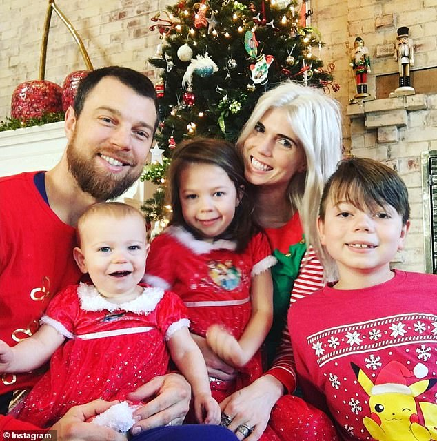 Juliana, who shares three children with her husband, is claiming Zobrist was 'guilty of failing to preserve marital assets' when he stepped away from the team in May 2019 amid their marital issues