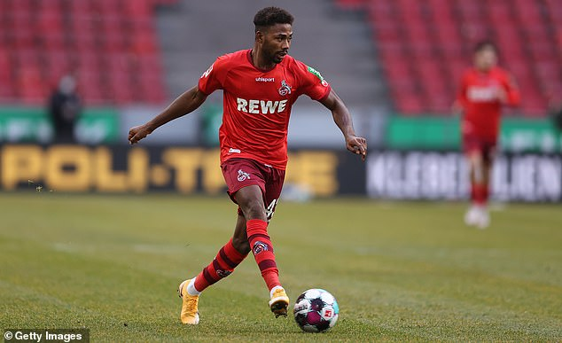 Dennis failed to feature regularly forFC Koln during his loan spell with the German club