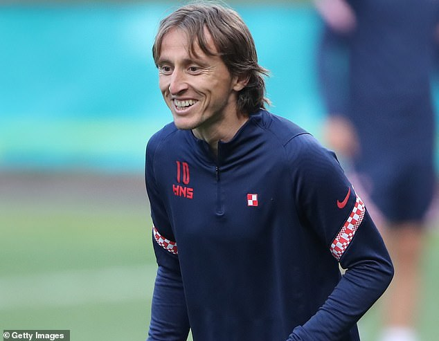 Croatiaare still so dependent on Real Madrid midfielder Luka Modric at the age of the 35