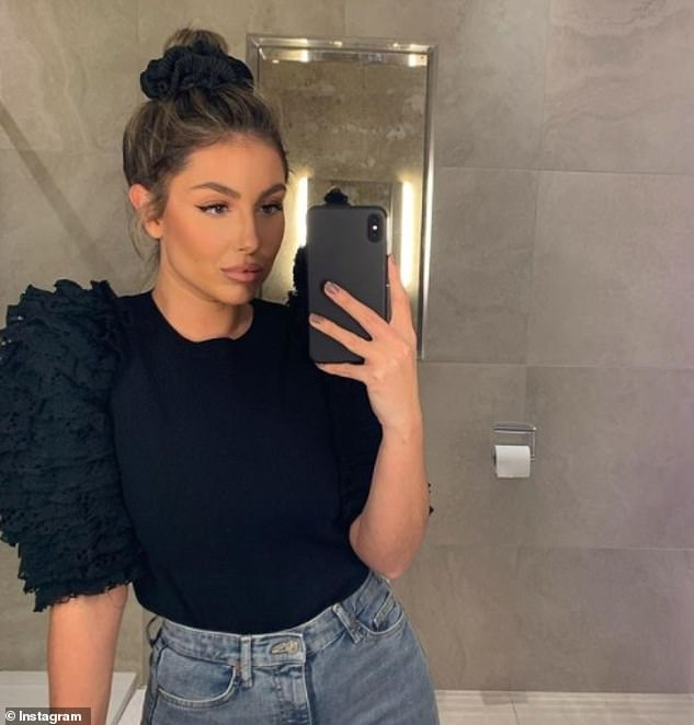 The mum-of-one, 31, who welcomed her first son with John last year, first met the Manchester City defender in a nightclub.