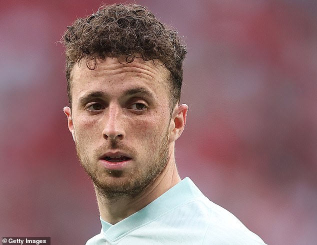 Liverpool forward Diogo Jota has looked bright and refreshed for Portugal this summer
