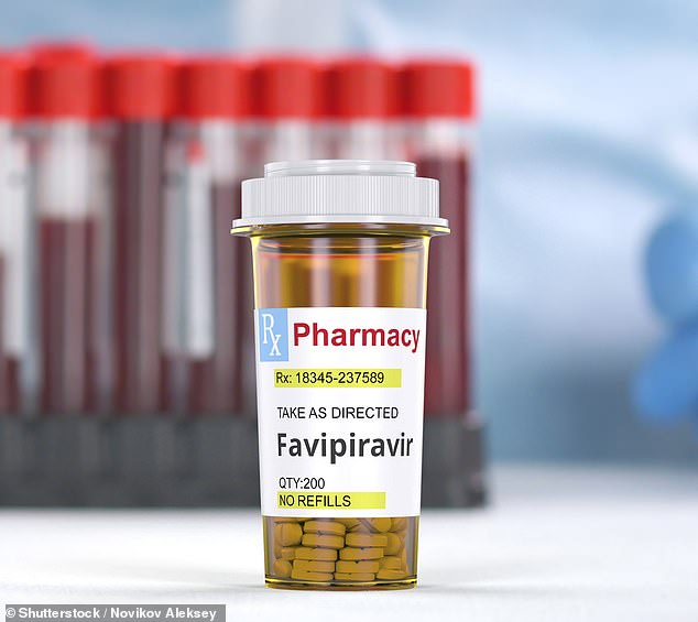 Oxford scientists are also trialling influenza drug favipiravir, which has been licensed in Japan since 2014