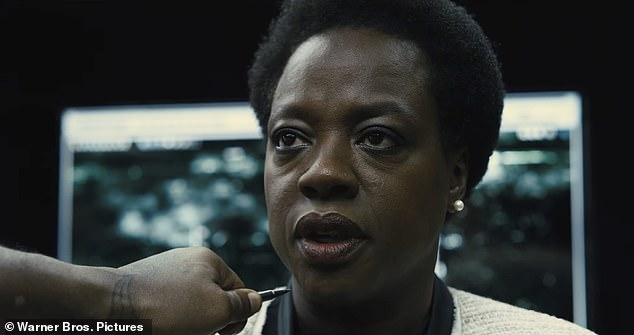'Each member is chosen for his or her own completely unique set of abilities,' she explains while flashes of the motley crew are peppered across the screen.