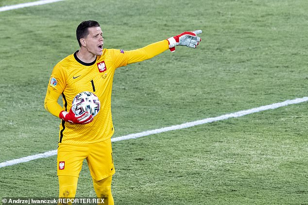 Wojciech Szczesny insists Poland are playing for their lives against Sweden on Wednesday