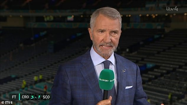 Graeme Souness slammed Scotland's performance and claimed Luka Modric's goal could've been avoided